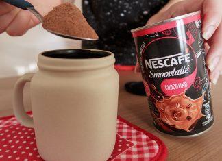 Nescafé Smoovlatté Chocotino