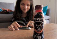 Smoovlaté Nescafé Nestlé Nova Embalagem