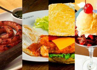 O que comer no Madero