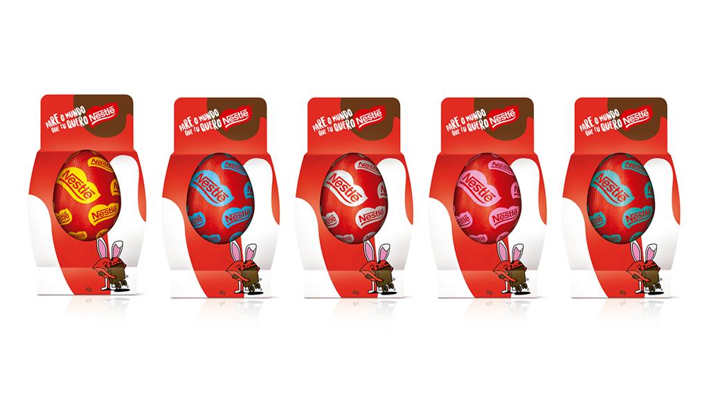 Ovo ao Leite - 45g Nestlé