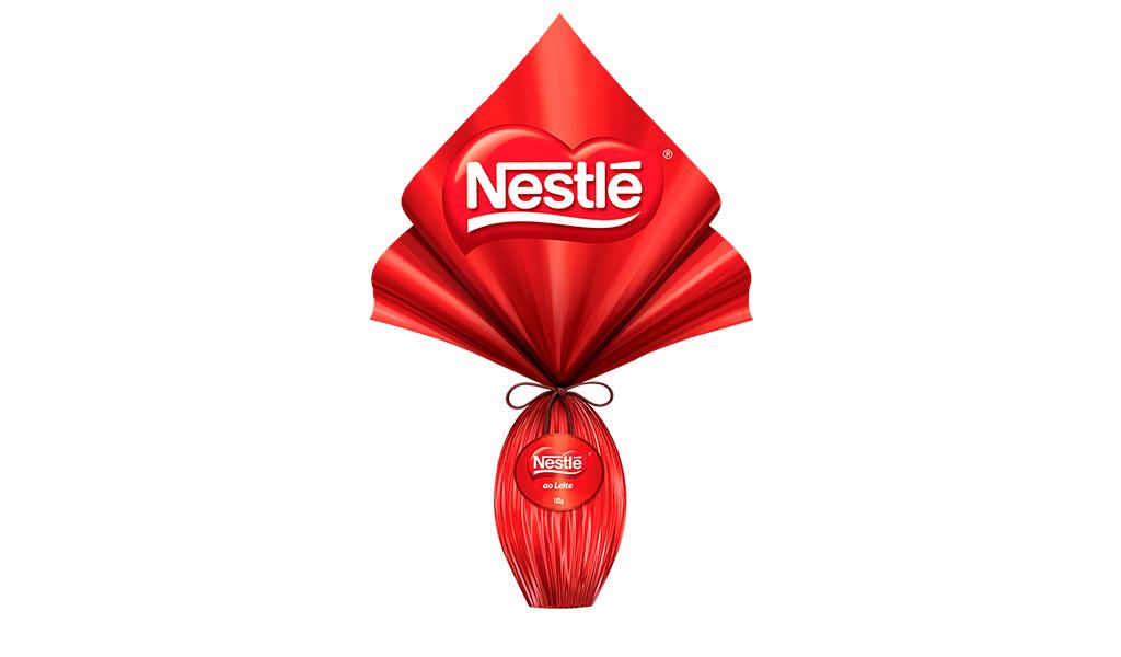 Ovo ao Leite Nestlé