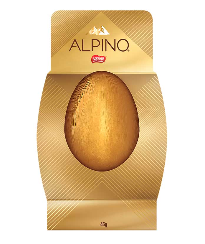 Ovo de Páscoa Alpino 45g