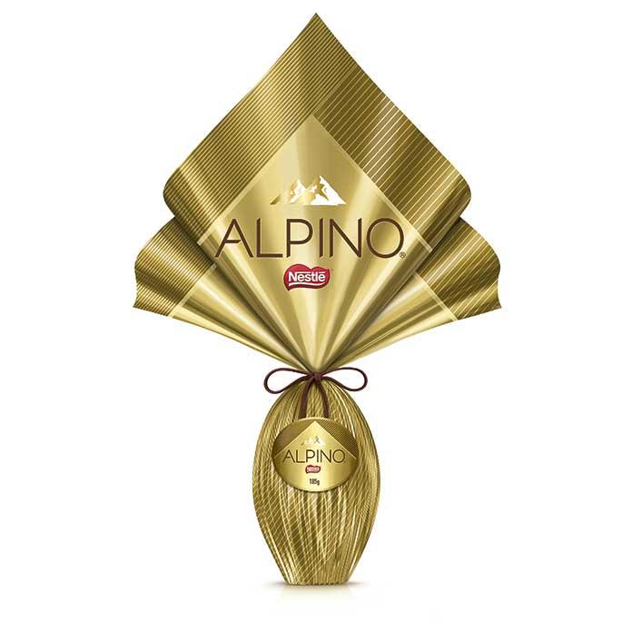 Ovo de Páscoa Alpino 185g
