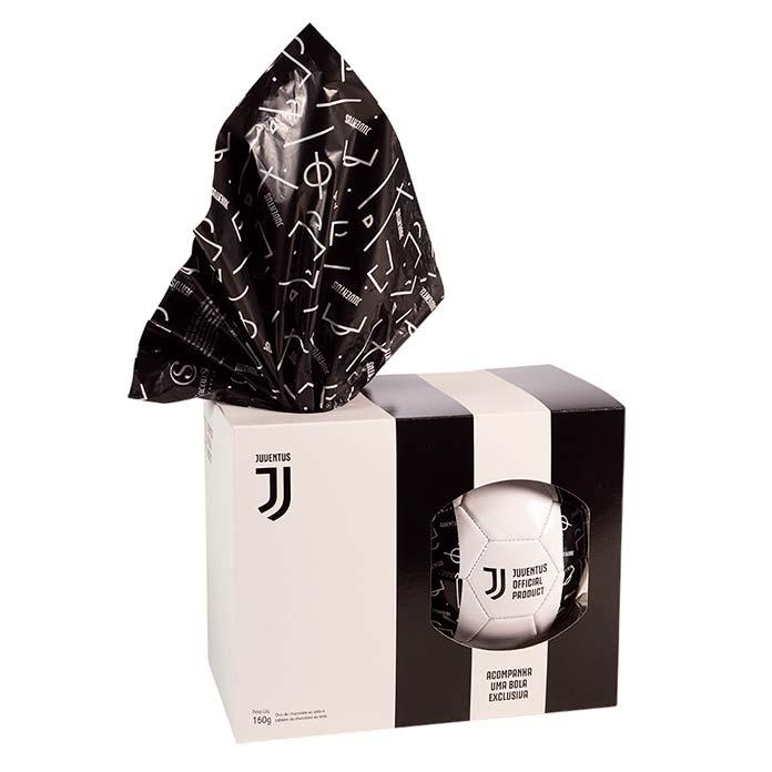 Ovo de Páscoa Juventus Cacau Show 160g
