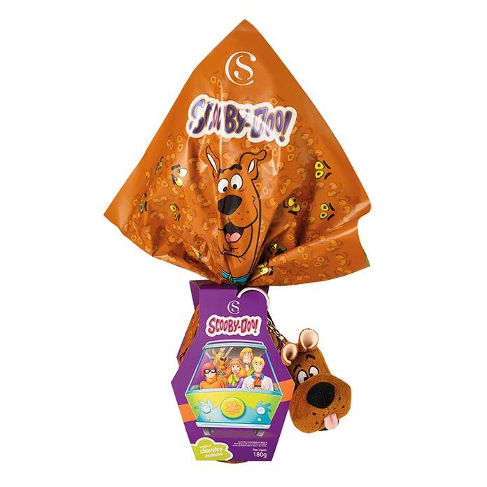Ovo de Páscoa Scooby-Doo Cacau Show