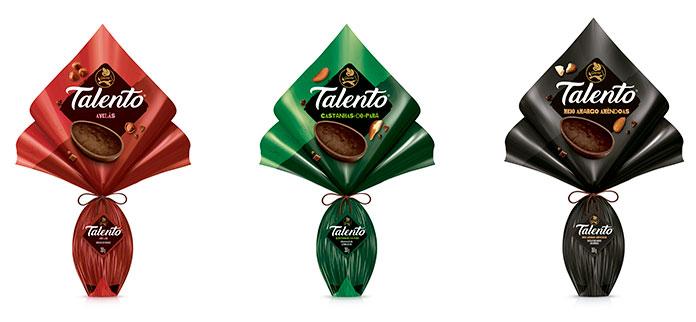 Ovos de Páscoa da Garoto em 2020 02 Talento