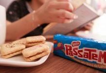 Passatempo Doce de Leite Nestlé