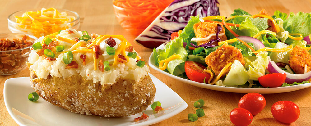Potato N'Salad Outback