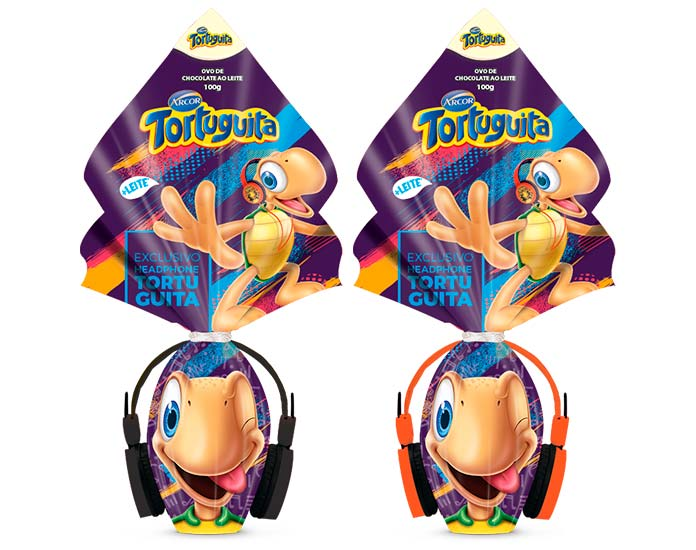 Tortuguita Headphone (100g)
