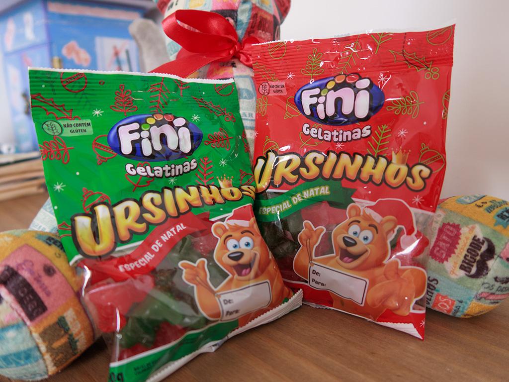 Ursinhos Fini Especial de Natal