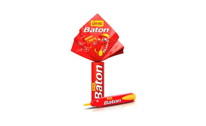 Baton - Garoto Brinde Expectativa