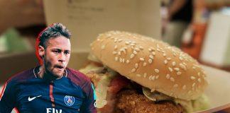 Big Tasty Chicken Bacon Neymar