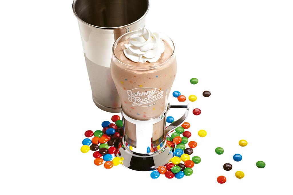 Candy Shake - Johnny Rockets