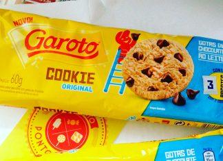 Cookie Garoto 60g