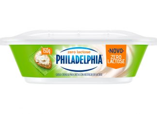 Cream Cheese Philadelphia Zero Lactose
