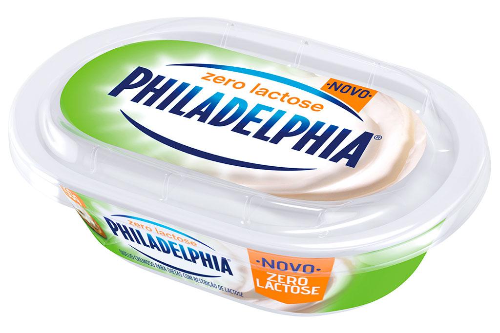 Cream CheesePhiladelphia Zero Lactose Detalhes