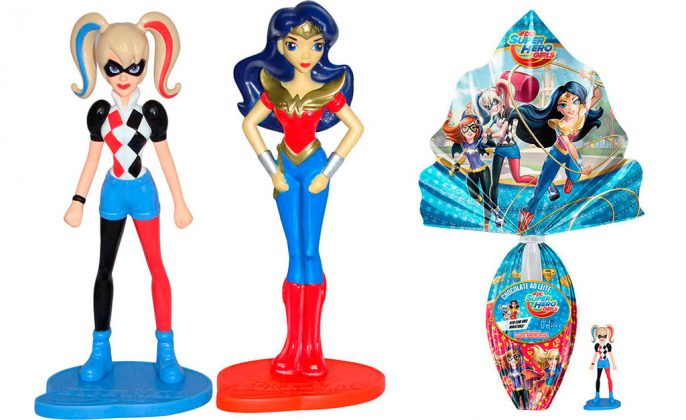 Dc Superhero Girls - D'elicce Expectativa