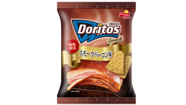 Doritos Bacon Defumado