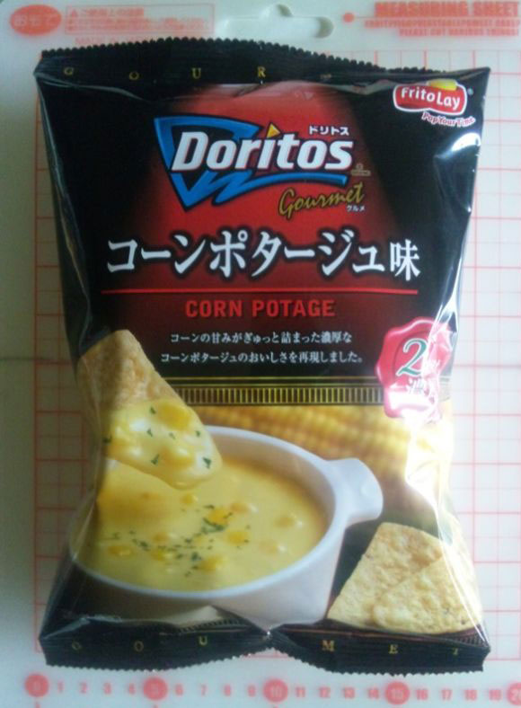 Doritos Sopa de milho