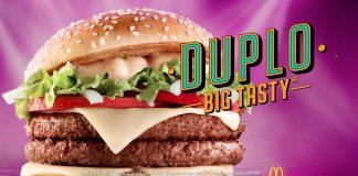 Duplo Big Tasty McDonald's
