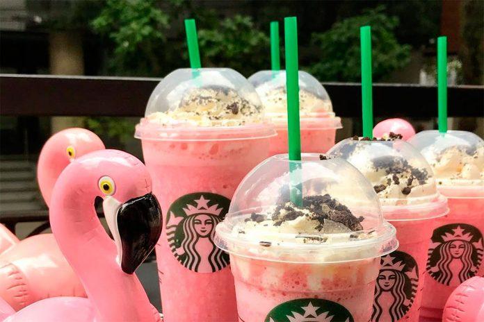Frappuccino Sambalelê Starbucks