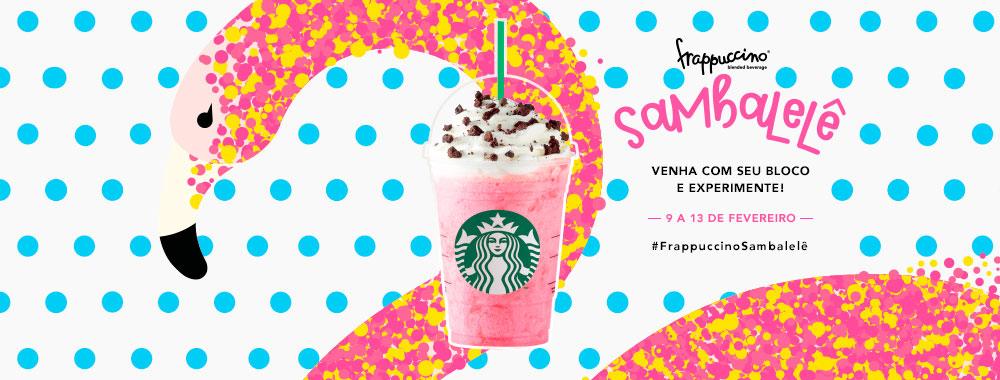 Frappuccino Sambalelê