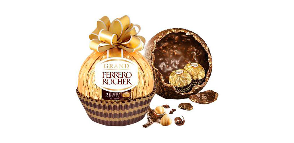 Gran Ferrero - 125g Ferrero