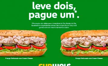 BOGO Day Subway