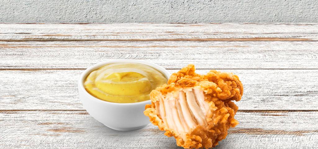 Molho Honey Mustard KFC