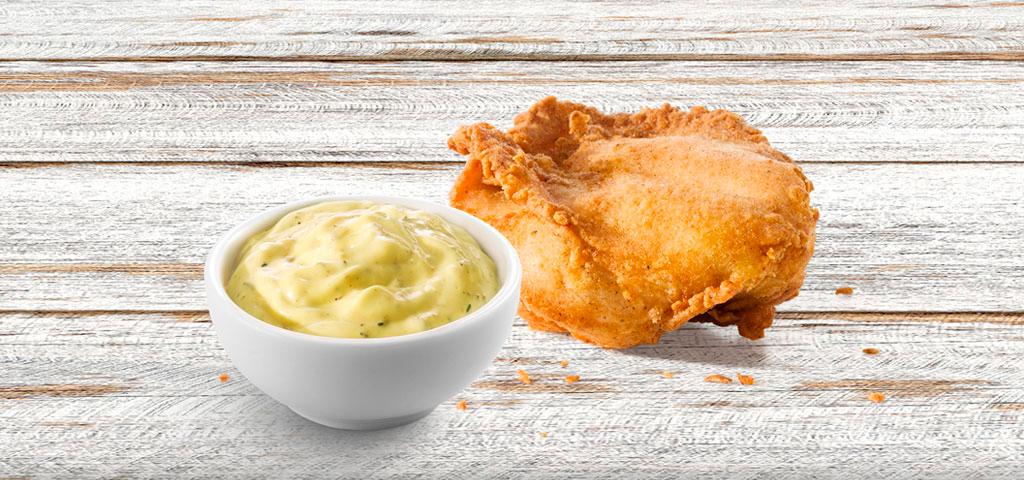 Molho Maionese Temperada KFC