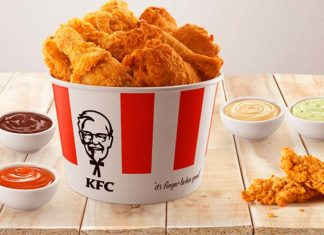 Molhos KFC