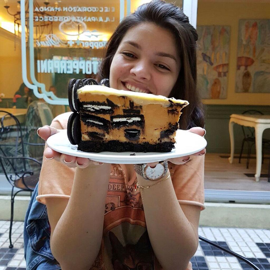 Oreo Torta Pani Fabíula