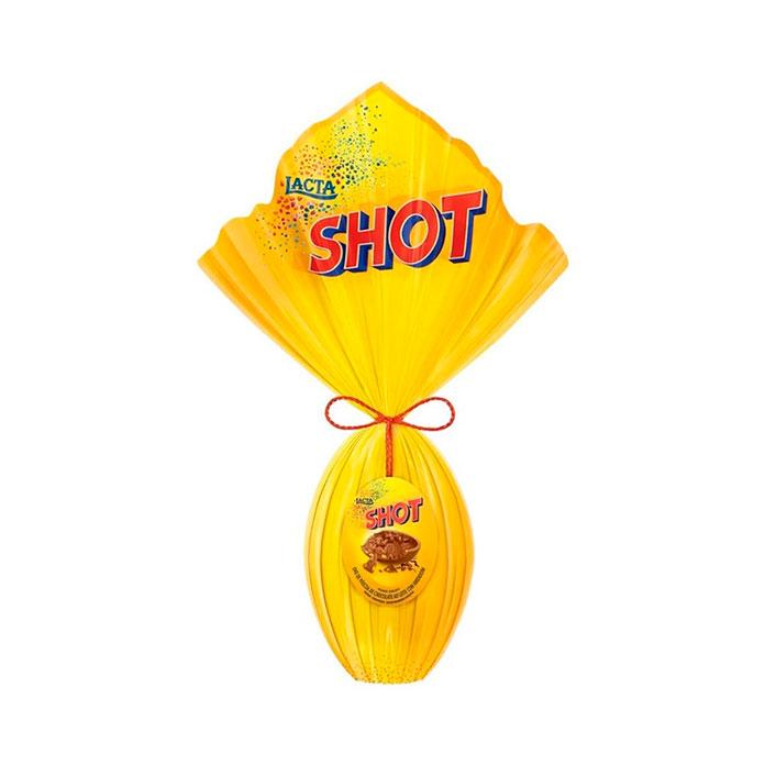 Ovo Shot Lacta 223g