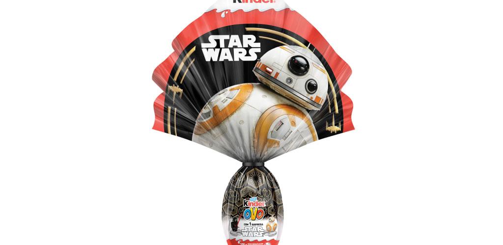 Ovo Star Wars - 100g Ferrero