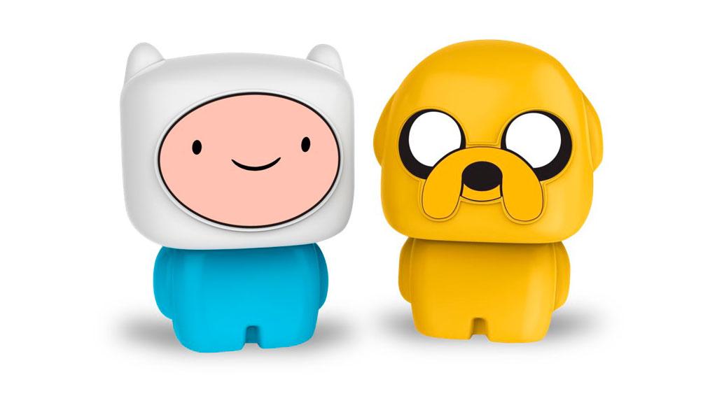 Finn e Jake Hora de Aventura Ovos de Páscoa 2018 Lacta