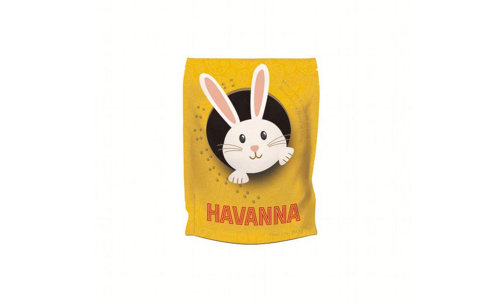Pouch Coelho Havanna - 156g
