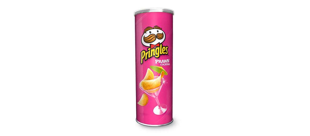Pringles Coquetel de Camarão