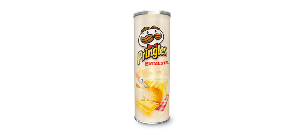 Pringles Queijo Emmental