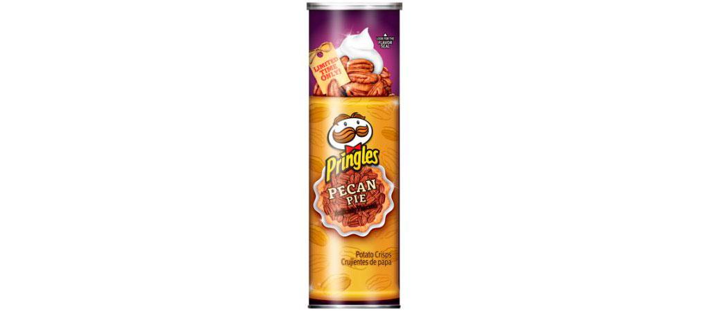 Pringles Torta de Nozes