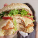 Receita Big Tasty Chicken Bacon Sanduíche