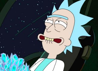 Rick Sanchez - Rick and Morty episódio 4 temporada 1