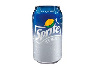 Sprite Ice Mint Coca-Cola