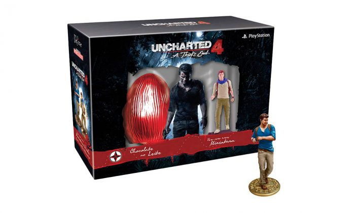 Uncharted 4 - D'elicce Brinde Expectativa