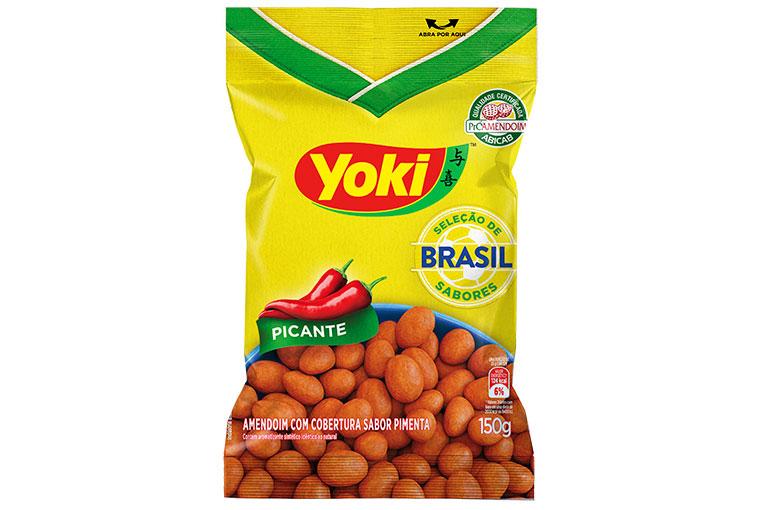 Amendoim Picante Brasil Yoki