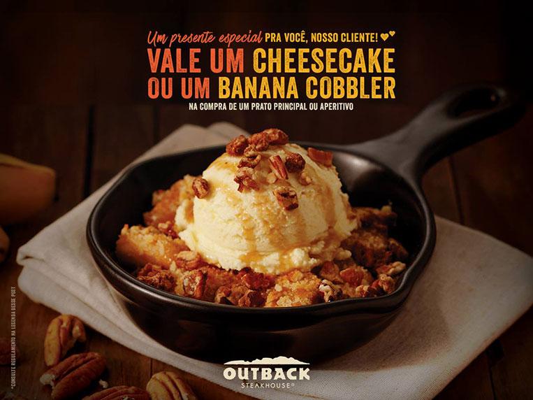 Banana Cobbler Outback