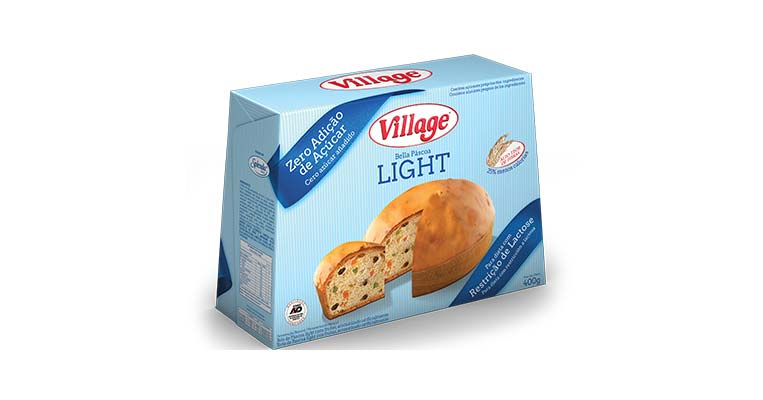 Bella Páscoa Frutas Light - 400g Village