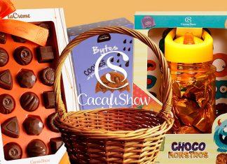 Cesta Cacau Show