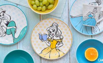 Coleção Princesas Disney Camicado