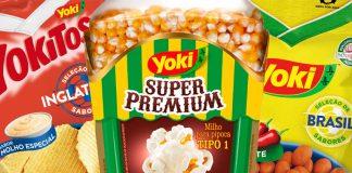 Embalagens Especiais Copa do Mundo Yoki