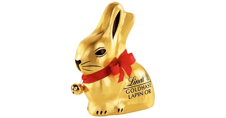 Gold Bunny Ao Leite 500g Lindt